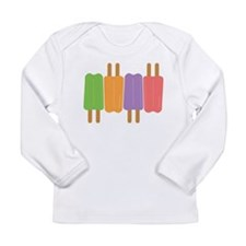 Popsicle Long Sleeve Infant T-Shirt