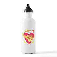 HEART {28} Water Bottle