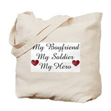 My Boyfriend, My Soldier, My Tote Bag