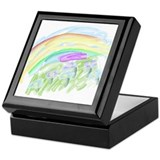 Zoies Rainbow Keepsake Box