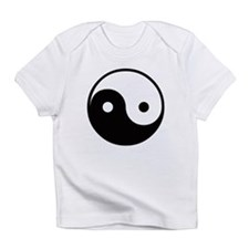 Yin and Yang Infant T-Shirt