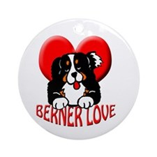 BERNER LOVE Ornament (Round)