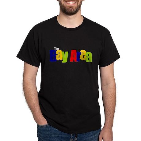 The Bay Area - Dark T-Shirt