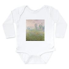 Cool Claude Long Sleeve Infant Bodysuit