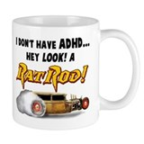 Hey Look, A Rat Rod! Mug