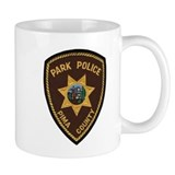 Pima County Park Police Small Mug