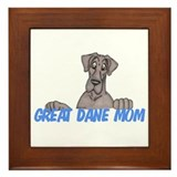 NBlu GD Mom Framed Tile