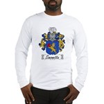 Simonetta Family Crest Long Sleeve T-Shirt