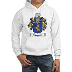 Simonetta Family Crest Hooded Sweatshirt