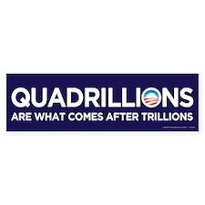 Obama Parody Bumper Sticker
