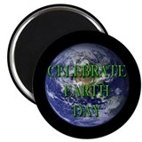 "Earth Day 2.25"" Magnet (10 pack)"
