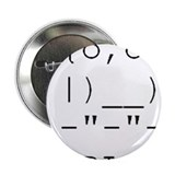 "Cute O rly 2.25"" Button (100 pack)"