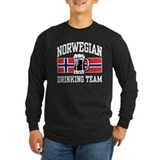 Norwegian Drinking Team T