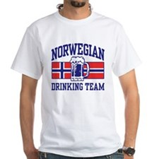 Norwegian Drinking Team Shirt