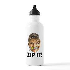 ZIP IT Water Bottle