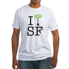 """I Plant Trees In SF"" Shirt"