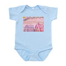 TaTiana Johnson Infant Creeper