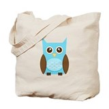 Cute Owl Tote Bag
