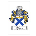 Sforza Coat of Arms Postcards (Package of 8)