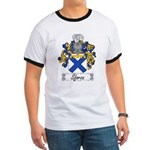 Sforza Coat of Arms Ringer T