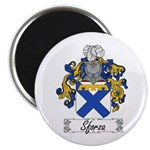 Sforza Coat of Arms Magnet