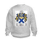 Sforza Coat of Arms Kids Sweatshirt