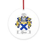 Sforza Coat of Arms Ornament (Round)