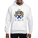 Sforza Coat of Arms Hooded Sweatshirt