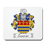 Severino Family Crest Mousepad