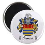 Severino Family Crest 2.25