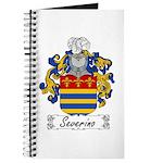 Severino Family Crest Journal