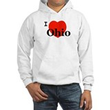 I Love Ohio Jumper Hoody