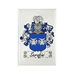 Serafini Coat of Arms Rectangle Magnet