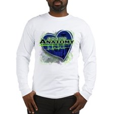 Grey's Anatomy TV Fan Long Sleeve T-Shirt