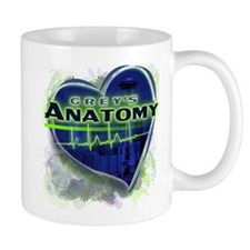 Grey's Anatomy TV Fan Mug