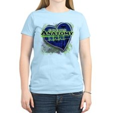 Grey's Anatomy TV Fan Women's Light T-Shirt