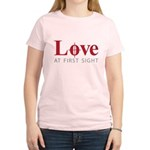 Love at first sight Women's Light T-Shirt