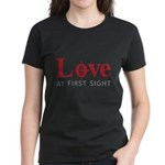 Love at first sight Women's Dark T-Shirt