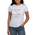 PickleFork of Doom Women's T-Shirt