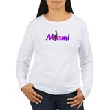 Funny South beach miami T-Shirt