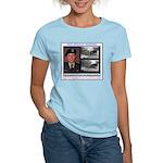 FREE Bradley Manning Women's Light T-Shirt