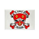 Family crest arnold Single