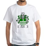 Scotto Coat of Arms White T-Shirt