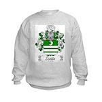 Scotto Coat of Arms Kids Sweatshirt