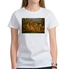 Artist Pissarro: How to Paint Women's T-Shirt