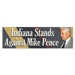 Indiana Stands Against Mike Pence sticker