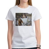 Sable Sheltie Hiker Tee