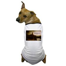 Rembrandt Painting & Quote Dog T-Shirt