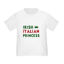 Irish Italian Princess T