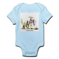 Unique Cookout Infant Bodysuit